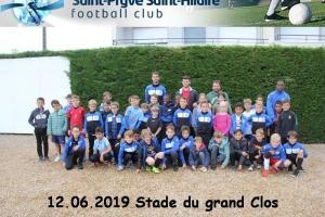 12 Juin 2019 Fin de saison jeunes