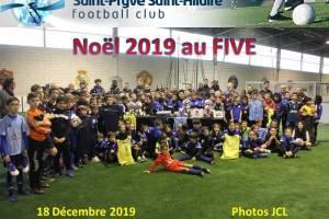 18 Décembre 2019<br/>Noël au FIVE