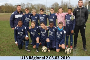 2 Mars 2019<br/>U13R2 contre Bourges Portugal