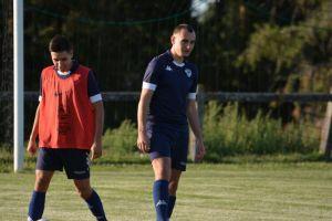 2 septembre 2020<br/>R2 match amical contre Baccon - Huisseau