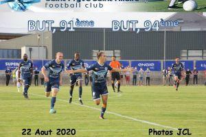 22 Aout 2020<br/>1ère journée de championnat de N2 SPSHFC vs C'CHARTRES
