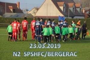 23 Mars 2019<br/>SPSHFC - BERGERAC