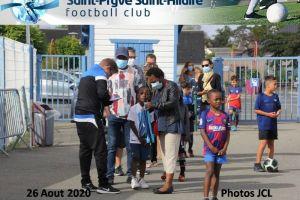 26 Aout 2020<br/>Rentrée sportive des enfants