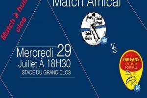 29 Juillet 2020<br/>Amical SPSHFC N2 vs USO