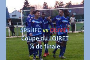 30 Mars 2019<br/>Coupe du Loiret seniors