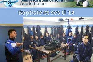 4 Mai 2019<br/>SPSHFC U14 Ouest Tourangeau