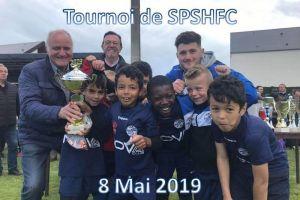 8 Mai 2019<br/>Tournoi de SPSHFC U8-U9
