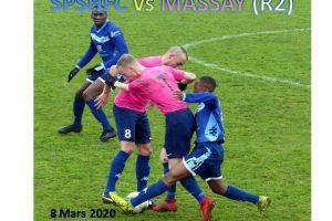 8 Mars 2020<br/>SPSHFC R2 vs MASSAY