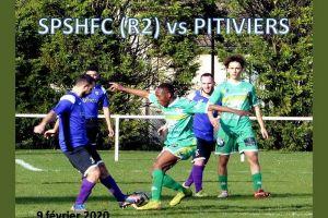 9 Février 2020<br/>SPSHFC (R2) SPSHFC vs PITIVIERS