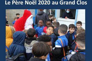 Mercredi 23 Décembre 2020 Père Noël