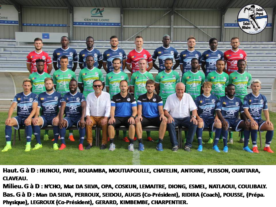 Calendrier National 2 Groupe A.Seniors National 2