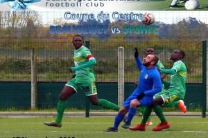 17 Novembre 2019<br/>Coupe du centre BEAUGENCY vs SPSHFC