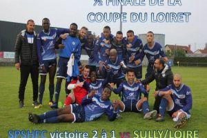1er MAI 2019<br/>Demi-finale de la Coupe du Loiret seniors