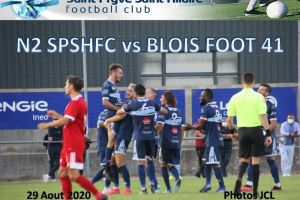 2 Septembre 2020<br />N2 SPSHFC vs BLOIS FOOT 41