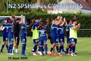 22 Aout 2020<br/>N2 SPSHFC vs C'CHARTRES