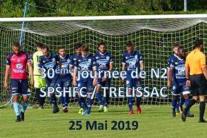 25 Mai 2019<br/>SPSHFC - Trelissac N2