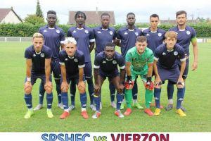 27 Juillet 2019<br/>Match amical contre Vierzon