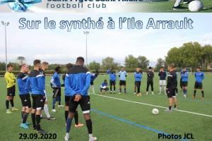 29 Septembre 2020<br />Direction la Coupe de France