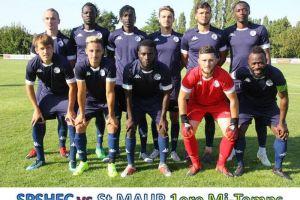 31 Juillet 2019<br/>Match amical contre Saint Maur
