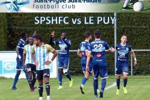 6 Avril 2019<br/>SPSHFC - Le Puy Auvergne