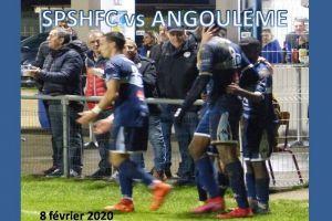 8 Février 2020<br/>SPSHFC vs ANGOULEME