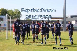 9 Juillet 2019<br/>Reprise saison 2019-2020