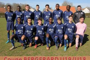 24 février 2019<br/>Coupe Bergerard U18-U19